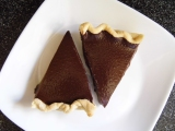 Old-Fashioned Chocolate Pie (No Bake)