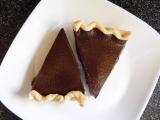 Old-Fashioned Chocolate Pie (NoBake)
