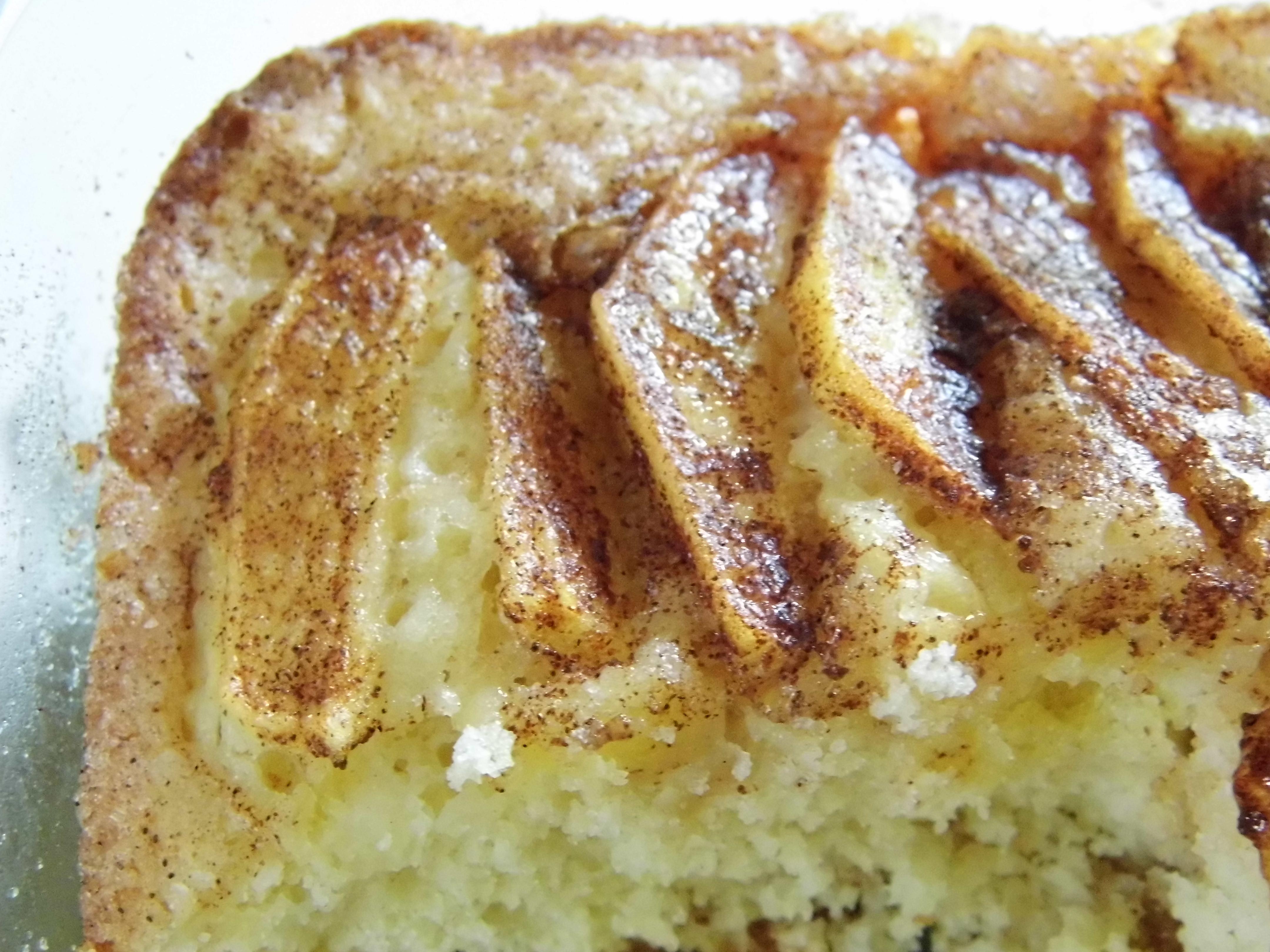 Apple Cinnamon Coffee Cake | A Modern Christian Woman