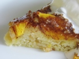 Summer Desserts – Old-Fashioned Fresh Peach Cake